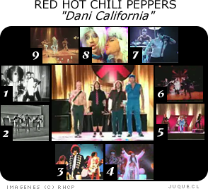 juque § weblog: RHCP: Dani California