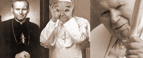 El papa: el paso de los años
