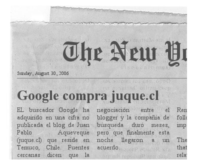 google compra juque.cl